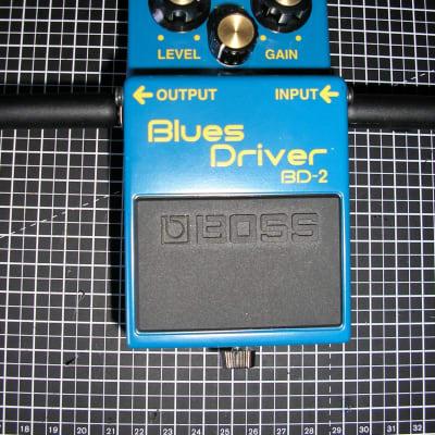 Boss BD-2 Blues Driver Overdrive w/ WAMPLER Brent Mason Mod