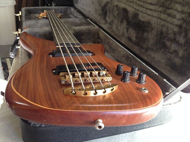 alembic epic 5 string bass guitar excellent condition w reverb. Black Bedroom Furniture Sets. Home Design Ideas