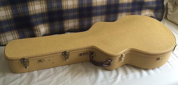 Tweed Tkl Deluxeelite Hardshell Case For Es 175 Style Reverb
