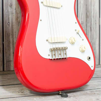 Fender Bullet Single Cutaway 1981 Red for sale