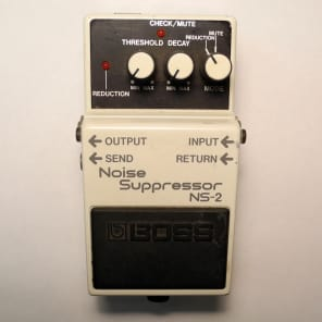Boss NS-2 Noise Suppressor 1984 - 1989 Made In Japan