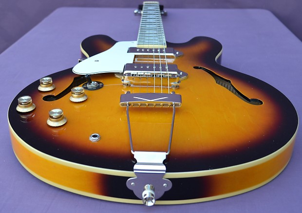 Left handed epiphone casino review