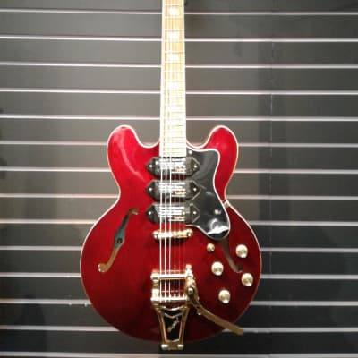 Epiphone Riviera P-93 Wine Red 2010s for sale