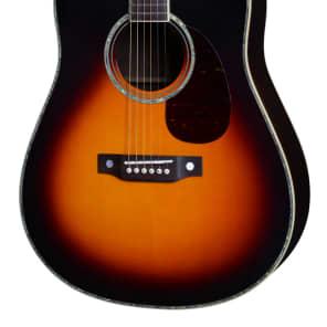 Crafter TR060 VLS-V Southern Jumbo Acoustic Guitar - Violet Sunburst Gloss for sale