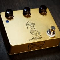 Pedal Monsters Klone Overdrive 2010s Copper image