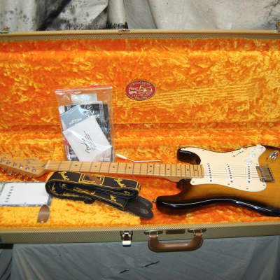 2004 Fender 50th Anniversary American Series Stratocaster with Hardshell Case