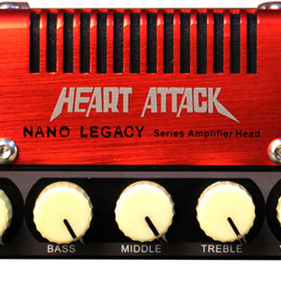 Hotone Nano Legacy Series Amp Head - Heart Attack for sale