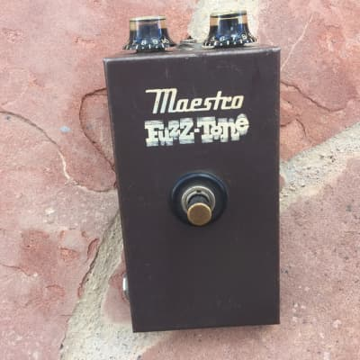 Gibson Maestro Fuzz-Tone 1960s  Brown for sale