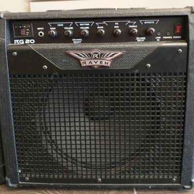 Raven RG-20  Black for sale