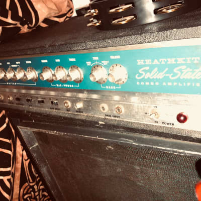 Heathkit Solid State Stack  1966 for sale