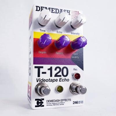 Demedash Effects T-120 Deluxe Videotape Echo V1