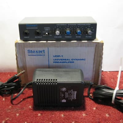 Stewart Electronics UDP-1 Universal Dynamic Preamplifier