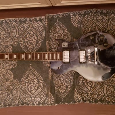 Walking Dead Guitar Limited Edition 44/200 ASG Vision 'Lifeless' electric guitar