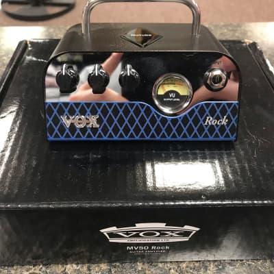 Vox MV50 Rock Compact 50w Mini Guitar Amp Head