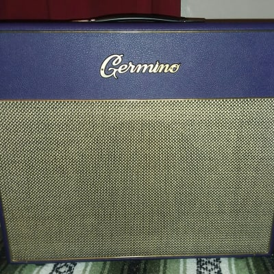 Germino  Lead 55lv 1x12 Combo  2008 Purple for sale