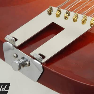 The original 12-string trapeze tailpiece conversion kit for Rickenbacker guitars