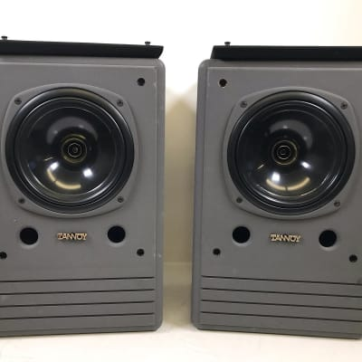 Tannoy System 8 NFM II Passive Coaxial Nearfield Studio Monitors (Pair)