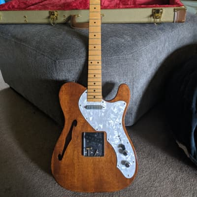 Fender Thinline Telecaster MIJ 69' Reissue 1980's Early for sale