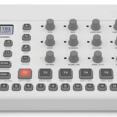 Elektron Model Samples Sampling Production Workstation