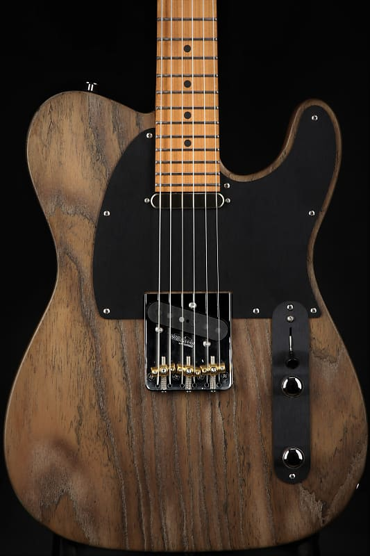 Suhr Andy Wood Signature Ss Modern T Whiskey Barrel Reverb