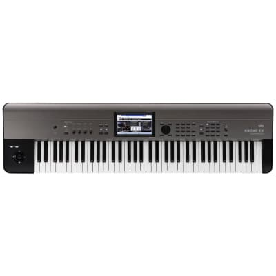 Korg Krome EX 73 Synthesizer Workstation Keyboard