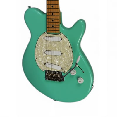 Ruben Guitars The Apex Predator  2018 Surf Green for sale