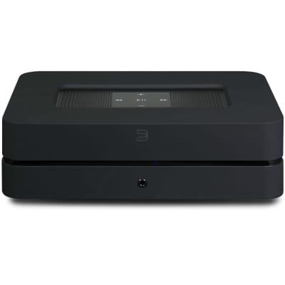 BlueSound PowerNode 2i Wireless Multi-Room Music Streaming Amplifier - Black