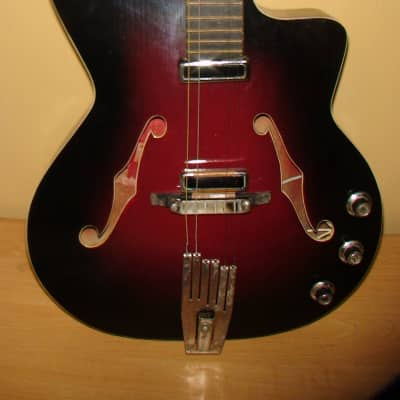 Cremona Solo Electric Guitar Vintage and Rare for sale