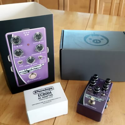 Pigtronix MS2 Mothership 2 Analog Synthesizer