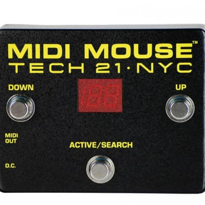 TECH 21 Midi Mouse FREE U.S. EXPRESS SHIPPING image