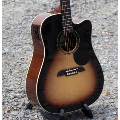 Alvarez Regent RD26CESB Dreadnought Acoustic/Electric Guitar for sale