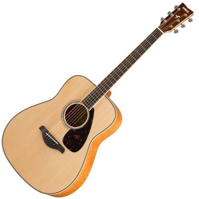 Yamaha FG840 Acoustic Guitar - Natural for sale