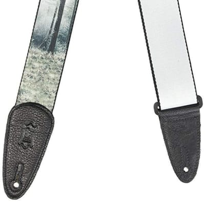 "Levy's MPDS2-006 2"" Printed Guitar Strap 