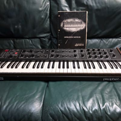 Sequential Circuits Prophet 600 Sound Programming