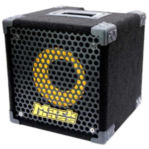 """Markbass MBC105012 MicroMark 801 50-Watt 1x8"""" Bass Combo"""