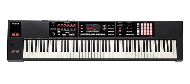 Roland Fa 08 Keyboard Workstation : roland fa 08 88 weighted key music workstation reverb ~ Hamham.info Haus und Dekorationen