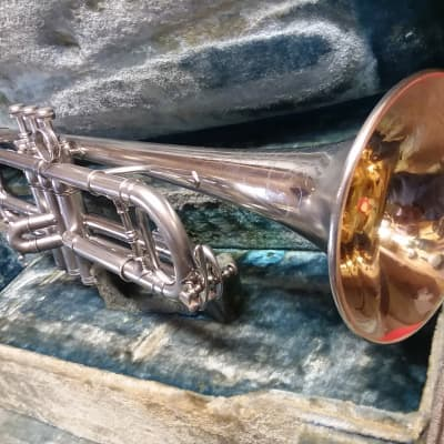 Martin Dansant Vintage 1930 Professional Trumpet In Excellent Condition