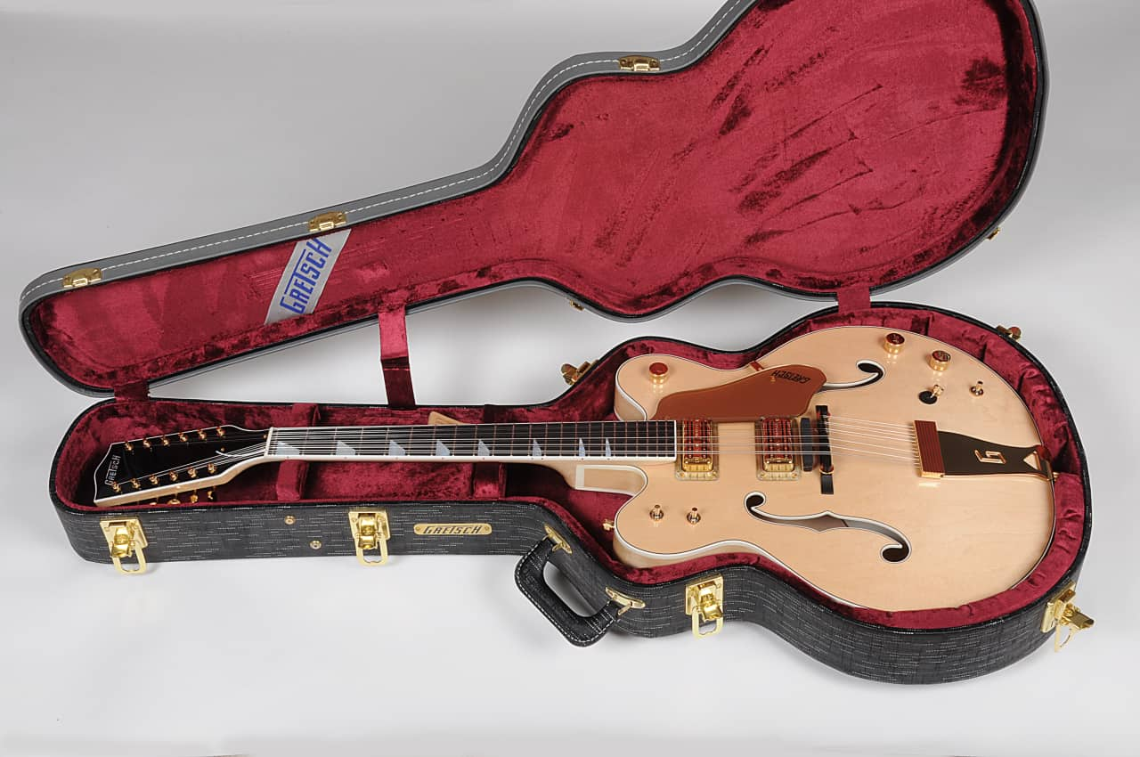 gretsch guitars custom shop model 6076 12 string electric reverb. Black Bedroom Furniture Sets. Home Design Ideas