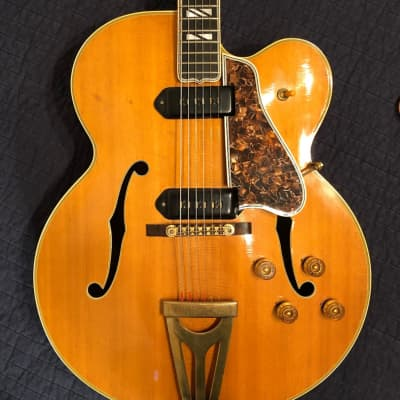 Gibson Super 400CES Natural 1955