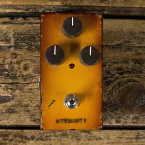 Lovepedal Eternity Burst Handwired Overdrive Pedal