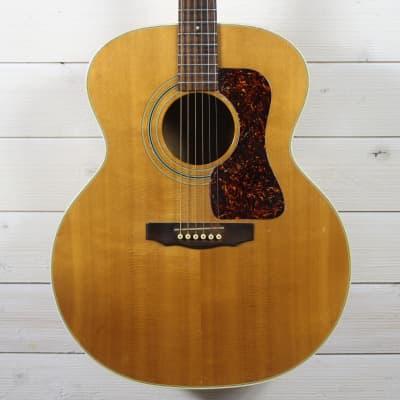 Guild JF-30 Acoustic Guitar  Natural for sale