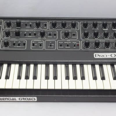 Used Sequential Circuits PRO-ONE Synthesizers 25-Key