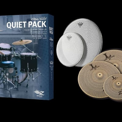 Zildjian Remo Quiet Pack L80 Low Volume Pack