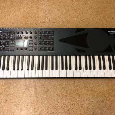 Access Virus TI1 Keyboard 2000's Black