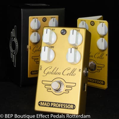 Mad Professor Golden Cello 2nd Edition as used by Andy Summers