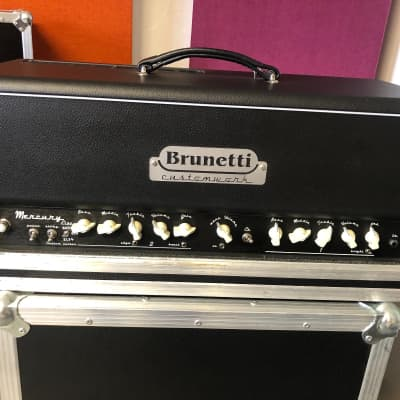 Brunetti Mercury Customwork + 2 X12 Customwork Cab V30 for sale