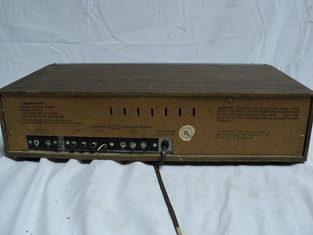 Vintage Realistic 12 1402a Modulette 8 8 Track Player Am