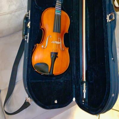 Bellafina ML-20 Niccolo Series 1 Violin Outfit 4/4 2018s Natural