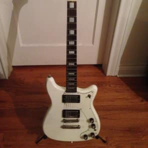 Epiphone Limited Edition Wilshire Pro Alpine White