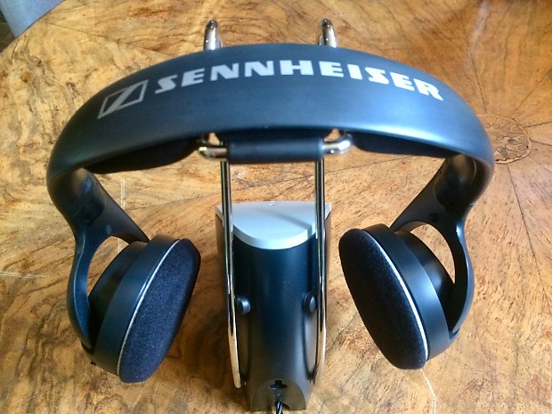 d1e9df82b65 Description; Shop Policies. Sennheiser RS 120-II Wireless RF headphone  system